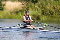 Race: 86  MasB.1x  Final<br /> <br /> Peterborough Summer Regatta 2018 - Saturday<br /> <br /> To purchase this photo, or to see pricing information for Prints and Downloads, click the blue 'Add to Cart' button at the top-right of the page.