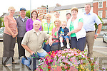 TIDYING UP: Members of the Listowel Tidy Towns Committee who are putting the finishing touches to preparations for the competition this year, front l-r: Michael Cronin, Cllr Jackie Barrett, Ciaran Feeney, Mary Hanlon. Back l-r: Daisy Foley, Teddy Buckley, Margaret O'Sullivan, Eleanor Enright, Julie Gleeson, Paddy Keane, Pat Loughnane, Malcolm Payne (Chairman).