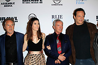 "LOS ANGELES - SEP 29:  Don Johnson, Jennifer Carpenter, Udo Kier, Vince Vaughn at the ""Brawl in Cell Block 99"" Premiere at the Egyptian Theater on September 29, 2017 in Los Angeles, CA"