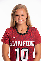 Stanford Field Hockey Portraits and Team Photo, August 17, 2018