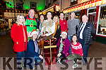 Killarney Christmas in Killarney committee hard at work preparing for the Christmas season festivites front l-r: Assumpta Sweeney, Fiona Crowley, Kelly Doherty. Back row: Cationa Cahill, Andrew Joy Ciara Tracy Grainne O'Sullivan, Shane O'Driscoll Tom Kennedy and Paul Sherry