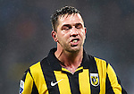 Nederland, Heerenveen, 22 december  2012.Eredivisie.Seizoen 2012/2013.Heerenveen-Vitesse 2-1.Theo Janssen van Vitesse baalt na de 2-1 nederlaag tegen Heerenveen