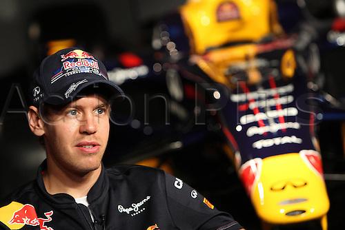 10.06.2011, Formula 1 grand prix of Canada. Montreal - Practise day.   Sebastian Vettel ger Red Bull Renault RB7