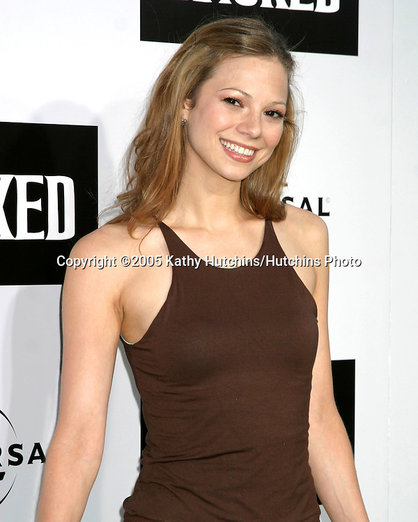 "Tamara Braun.""Wicked"" Play Opening.Pantages Theater.Los Angeles, CA.June 22, 2005.©2005 Kathy Hutchins / Hutchins Photo"