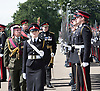 11.08.2017; Camberley, England: CROWN PRINCE HUSSEIN OF JORDAN<br />