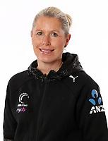 13.09.2018 Marianne Delaney-Hoshek  - Silver Ferns Netball Team photo shoot in Auckland. Mandatory Photo Credit ©Michael Bradley.