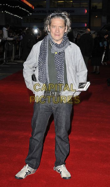 LONDON, ENGLAND - OCTOBER 17: Dexter Fletcher attends the &quot;A Little Chaos&quot; Love gala screening, 58th LFF day 10, Odeon West End cinema, Leicester Square, on Friday October 17, 2014 in London, England, UK. <br /> CAP/CAN<br /> &copy;Can Nguyen/Capital Pictures