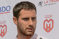 A-League 2012 - Rd06 - PressConf