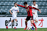 FC Seoul Midfielder Ju Se Jong (c) in action during the 2017 Lunar New Year Cup match between Auckland City FC (NZL) vs FC Seoul (KOR) on January 28, 2017 in Hong Kong, Hong Kong. Photo by Marcio Rodrigo Machado/Power Sport Images