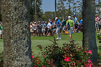 Tiger Woods (USA) heads down 3 during round 1 of The Players Championship, TPC Sawgrass, at Ponte Vedra, Florida, USA. 5/10/2018.<br /> Picture: Golffile | Ken Murray<br /> <br /> <br /> All photo usage must carry mandatory copyright credit (&copy; Golffile | Ken Murray)