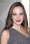 Laura Osnes attending the Opening Night Performance of Edward Albee's 'Who's Afraid of Virginia Woolf?' at the Booth Theatre on October 13, 2012 in New York City.