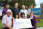 Palliative Care Cheque Presentation Foley and Gleesons