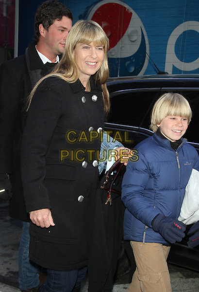 March 06, 2014: Terri Irwin, Bindi Irwin, Robert Irwin at Good Morning America to talk about being the ambassador to SeaWorld in New York . <br /> CAP/MPI/RW<br /> &copy;RW/ MediaPunch/Capital Pictures