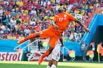 Jeremain Lens (NED), JUNE 23, 2014 - Football / Soccer : FIFA World Cup Brazil 2014 Group B match between Netherlands 2-0 Chile at Arena de Sao Paulo Stadium in Sao Paulo, Brazil. (Photo by Maurizio Borsari/AFLO)
