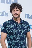 Spanish actor Daniel Grao during the premiere of  Mascotas at Kinepolis cinema in Madrid. July 21, 2016. (ALTERPHOTOS/Rodrigo Jimenez) /NORTEPHOTO.COM