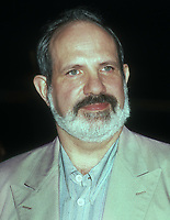 Brian DePalma, 1992, Photo By Michael Ferguson/PHOTOlink