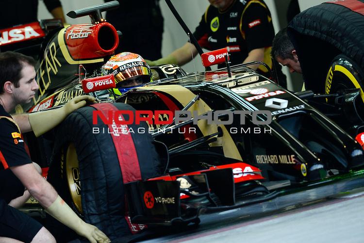 Pastor Maldonado (VEN) Williams GP<br />  Foto &copy; nph / Mathis