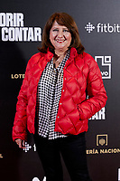 Soledad Mallol attends to 'Morir para contar' film premiere during the Madrid Premiere Week at Callao City Lights cinema in Madrid, Spain. November 13, 2018. (ALTERPHOTOS/A. Perez Meca) /NortePhoto.com