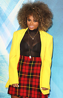 Fleur East at the A Wrinkle In Time - European film premiere at the BFI IMAX, London March 13th 2018<br /> CAP/ROS<br /> &copy;ROS/Capital Pictures /MediaPunch ***NORTH AND SOUTH AMERICAS ONLY***