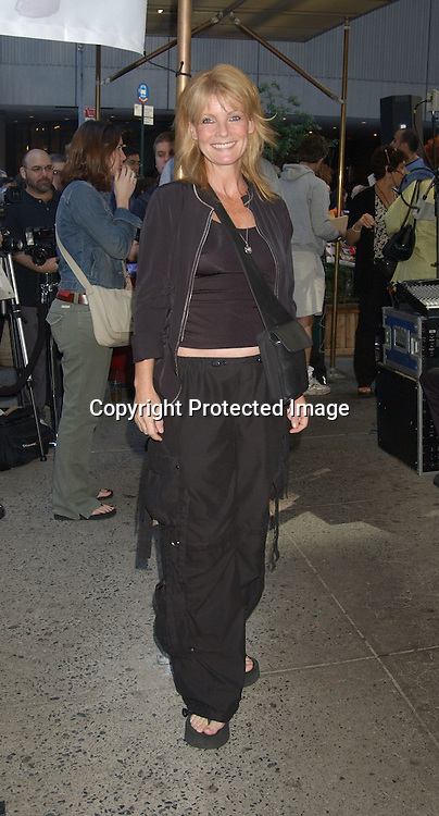 Ellen Dolan                                         ..at the Broadway Cares/Equity Fights Aids 17th Annual ..Broadway Flea Market on September 21, 2003 at Shubert Alley . Photo By Robin Platzer, Twin Images..