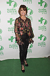 LOS ANGELES, CA - FEBRUARY 22: Singer-songwriter-dancer Paula Abdul arrives at the 14th Annual Global Green Pre-Oscar Gala at TAO Hollywood on February 22, 2017 in Los Angeles, California.