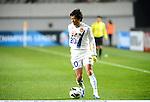 Takuya Wada (Vegalta),.APRIL 2, 2013 - Football / Soccer : AFC Champions League Group E match between FC Seoul 2-1 Vegalta Sendai at Seoul World Cup Stadium in Seoul, South Korea..(Photo by Takamoto Tokuhara/AFLO)