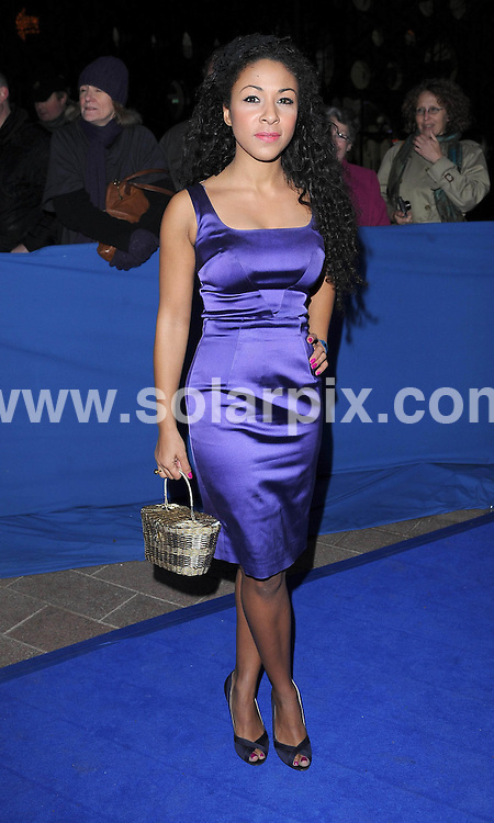 **ALL ROUND PICTURES FROM SOLARPIX.COM**                                             **WORLDWIDE SYNDICATION RIGHTS**                                                                                  Caption: Outside arrivals at the British Comedy Awards 2011. Held at the 02, Greenwich Peninsula, London, UK. Saturday January 22, 2011                                                                              This pic: Kathryn Drysdale                                                                             JOB REF: 12701 TLP       DATE: 22_01_2011                                                           **MUST CREDIT SOLARPIX.COM OR DOUBLE FEE WILL BE CHARGED**                                                                      **MUST AGREE FEE BEFORE ONLINE USAGE**                               **CALL US ON: +34 952 811 768 or LOW RATE FROM UK 0844 617 7637**