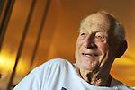 WWII Veteran, Los Altos resident John Colombini