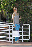 5-2-09.MINKA KELLY SHOPPING AT FRED SEGAL ON MELROSE AVE IN LOS ANGELES WEARING PAIGE DENIM OPI BLUE JEANS...ABILITYFILMS@YAHOO.COM.805-427-3519.WWW.ABILITYFILMS.COM.
