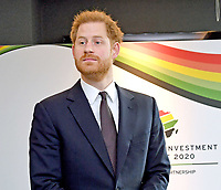 Prince Harry - Africa Investment Summit