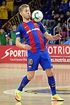 2016-10-30-FC Barcelona Lassa vs Gran Canaria FS: 4-2.