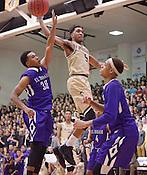 El Dorado at Bentonville basketball 1/22/16