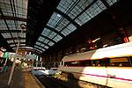 Estación de Tren, Coruña.