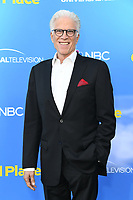 "07 June 2019 - North Hollywood, California - Ted Danson. FYC Event for NBC's ""The Good Place"" held at Saban Media Center at the Television Academy. <br /> CAP/ADM/BT<br /> ©BT/ADM/Capital Pictures"