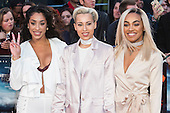 London, UK. 26 September 2016. Girl group Stooshe. Red carpet arrivals for the European Premiere of the Hollywood movie Deepwater Horizon in Leicester Square. The movie is based on the 2010 Deepwater Horizon explosion and oil spill in the Gulf of Mexico. © Bettina Strenske/Alamy Live News