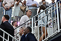 HALLANDALE BEACH, FL - JANUARY 25: Alex Rodriguez with and daughter Natasha Alexander Rodriguez at the 2020 Pegasus World Cup Championship Invitational Series at Gulfstream Park - David Grutman's LIV Stretch Village on January 25, 2020 in Hallandale Beach, Florida.  ( Photo by Johnny Louis / jlnphotography.com )