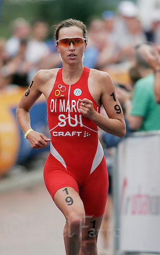 30 JUL 2006 - SALFORD, GBR - Magali di Marco Messmer (SUI) - Salford round of the ITU World Cup (PHOTO (C) NIGEL FARROW)