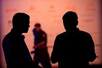 Lideranças empresariais, pesquisadores cientistas e empreendedores, apresentam suas teorias e experiências no desafio de criar novos modelos de desenvolvimento econômico e social, durante a 1ª Conferência Ethos 360º em Belém,Pará, Brasil.<br /> Com edições anuais em São Paulo e Rio de Janeiro, a Conferência Ethos 360°, ampliou a discussão e o engajamento de empresas e lideranças à agenda do desenvolvimento sustentável, promoveu networking e mudanças na gestão e implementação de negócios e empreendimentos sustentáveis no Brasil.<br /> ©Paulo Santos<br /> 31/10/2017