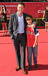 LOS ANGELES, CA - JULY 11: Chris Harrison arrives at the 2012 ESPY Awards at Nokia Theatre L.A. Live on July 11, 2012 in Los Angeles, California.