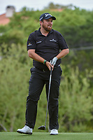 Shane Lowry (IRL) watches his tee shot on 3 during day 3 of the WGC Dell Match Play, at the Austin Country Club, Austin, Texas, USA. 3/29/2019.<br /> Picture: Golffile | Ken Murray<br /> <br /> <br /> All photo usage must carry mandatory copyright credit (© Golffile | Ken Murray)