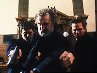 The Boondock Saints (1999) <br /> Sean Patrick Flanery, Norman Reedus &amp; Billy Connolly<br /> *Filmstill - Editorial Use Only*<br /> CAP/KFS<br /> Image supplied by Capital Pictures