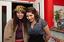 London, UK. 24.02.2014. Singer, Eliza Doolittle, and her mother, Frances Ruffelle, who plays Bella Gross, at the after party for press night of The A to Z of Mrs P, which premieres at Southwark Playhouse. © Jane Hobson.