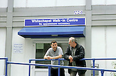 Whitechapel Walk-in Centre at the Royal London Hospital, Whitechapel..