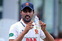 Mohammad Amir of Essex takes a drink during Essex CCC vs Middlesex CCC, Specsavers County Championship Division 1 Cricket at The Cloudfm County Ground on 26th June 2017