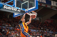 Valencia Basket 84 - 90 Real Madrid, Semifinal (11-6-2015)