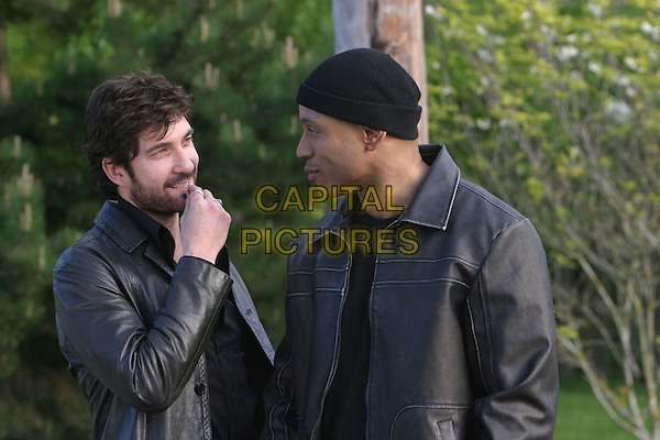 DYLAN MCDERMOTT & LL COOL J.in Edison.*Editorial Use Only*.www.capitalpictures.com.sales@capitalpictures.com.Supplied by Capital Pictures.