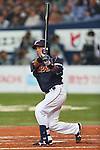 Nobuhiro Matsuda (JPN), .February 26, 2013 - WBC : .2013 World Baseball Classic, Exhibithion Game .match between Japan 0-1 Hanshin Tigers  .at Kyocera Dome, Osaka, Japan..(Photo by AJPS/AFLO SPORT)