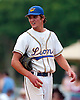 Valley Stream, NY - June 8, 2008: West Islip High School senior / pitcher #7 Nick Tropeano stands on the mound during the Long Island varsity baseball Class AA Championship vs. Massapequa at Firemen's Field.  After playing NCAA baseball for three years at Stony Brook University, he was selected by the Houston Astros in the 5th round (160th overall) of the 2011 MLB First Year Player Draft. (Photo by James Escher)