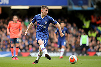Billy Gilmour of Chelsea in action during Chelsea vs Everton, Premier League Football at Stamford Bridge on 8th March 2020