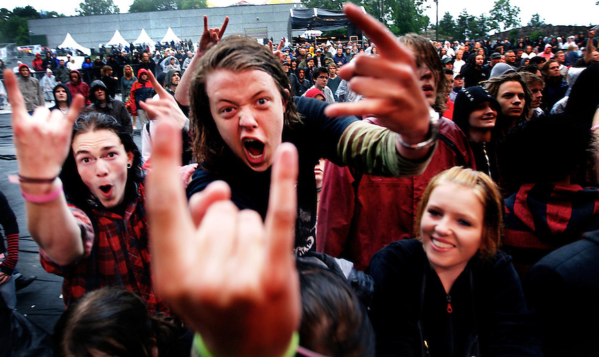 Kristiansand, 20070702. Quart-festivalen. Foto: Eirik Helland Urke / Dagbladet